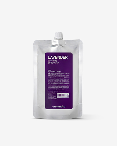 Lavender Soothing Body Wash (Refill)