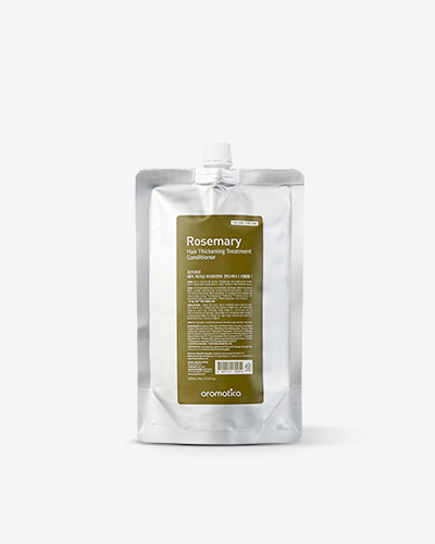 Rosemary Hair Thickening Treatment Conditioner (refill)