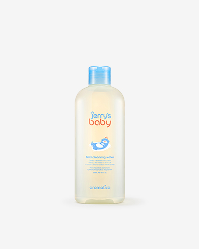 Jerry's Baby Mild Cleansing Water