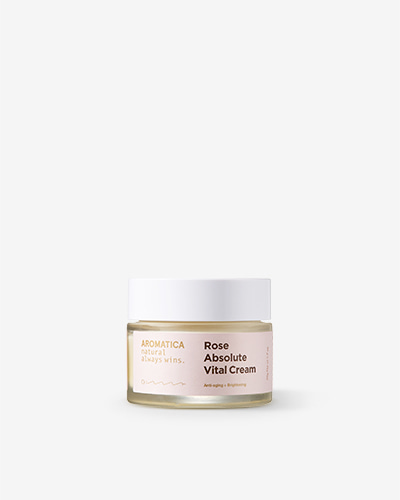 Rose Absolute Vital Cream