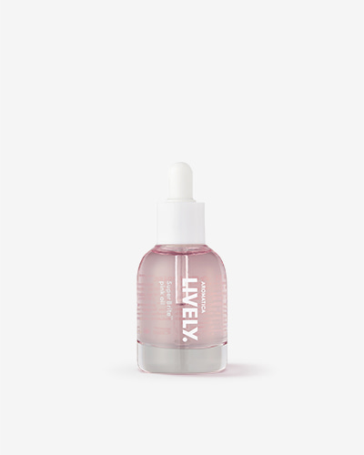 LIVELY SuperBrite™ pink oil