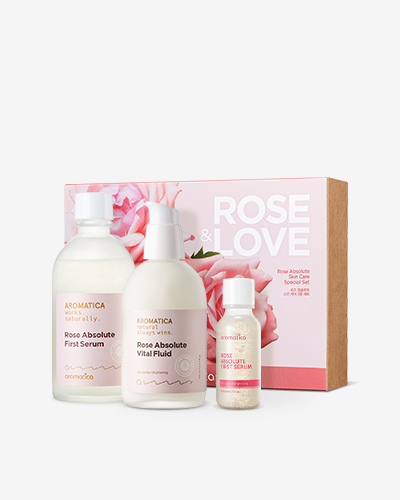 Rose Absolute 2-Step Care Gift Set