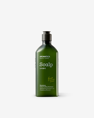 Rosemary Scalp Scaling Shampoo 250ml