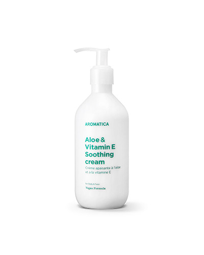 Aloe&Vitamin E Soothing Cream