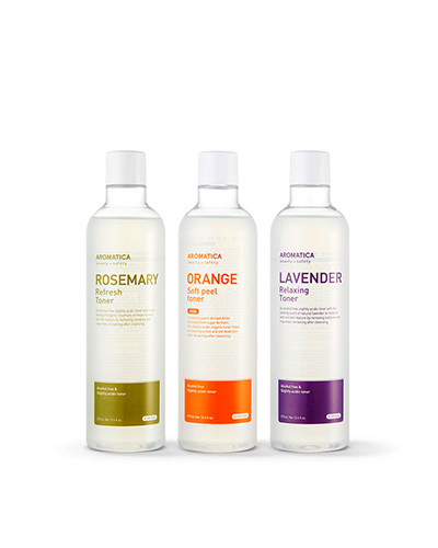 Toner (Rosemary, Lavender, Orange)